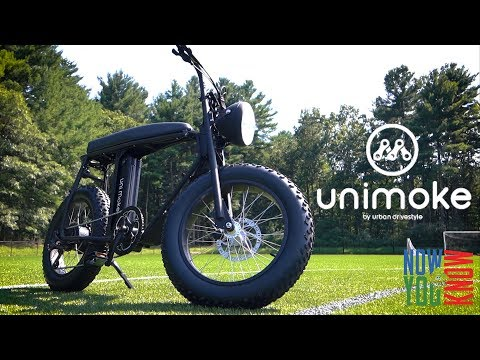 UNI Moke Electric Bike - Is it Worth it? |  Urban Drivestyle Review