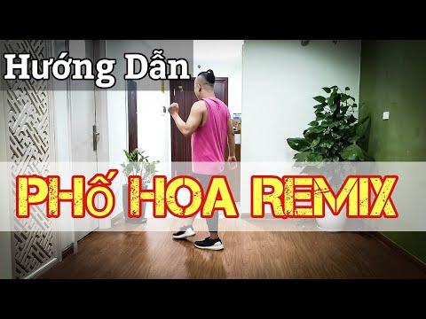 Hướng Dẫn PHỐ HOA Remix - KVTT ( BÀI KHỚP NHẠC BẤM▶️)
