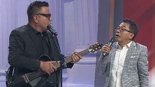 PECAH!!Duet Abdel -Jarwo Kwat Bikin Pendukung Paslon 01 & 02 Tertawa Bareng - Quick Count 2019