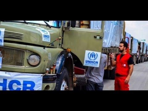 أخبار عربية - الحكومة اليمنية تطالب #الأمم_المتحدة بحماية قوافل الإغاثة  - 15:22-2017 / 4 / 27