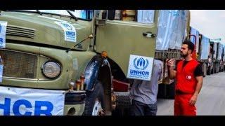 أخبار عربية - الحكومة اليمنية تطالب #الأمم_المتحدة بحماية قوافل الإغاثة
