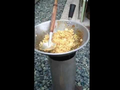 Cooking On Rocket Stove Doovi