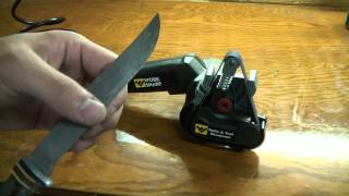 DIY How To Recondition An Old Knife