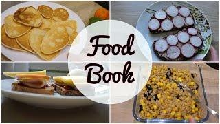 FOOD BOOK | ЧТО МЫ ЕДИМ? | ПП простые рецепты на каждый день | веганский сыр