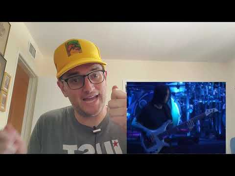 Drummer's first time ever reaction seeing or hearing DREAM THEATER (Octavarium)