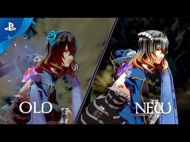 Bloodstained: Ritual of the Night - Release Date Trailer | PS4