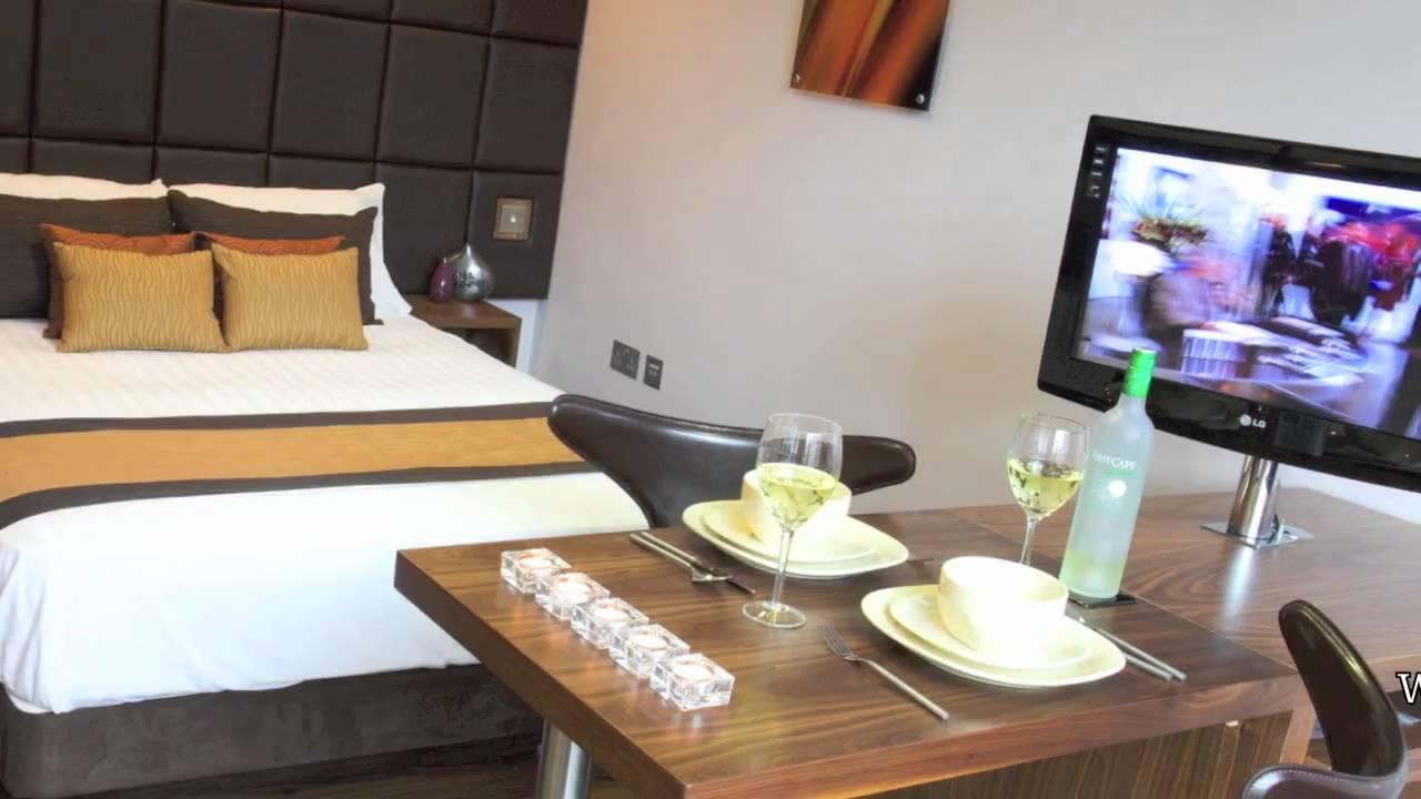 Smart Studio With Balcony Leeds City Hotels In Luxury Boutique Hotel