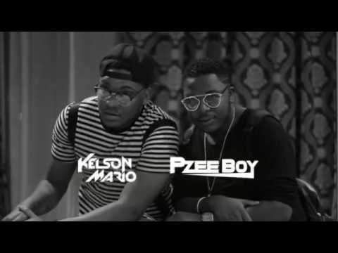 A Dupla Pzee Boy & Kelson Mario  Tour Lubango & Namibe