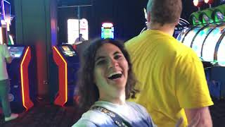 First Time At Dave And Busters Salt Lake City Utah, It Was Awesome!!!