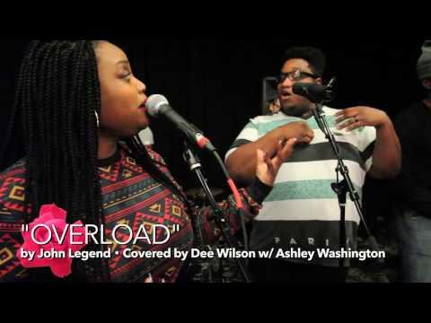 "John Legend ""Overload"" (Cover) | Harold Green + Dee Wilson + Ashley Washington | #FFTL2017"