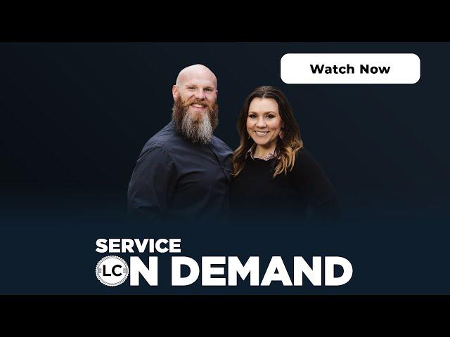 Service On Demand (January 17, 2021)