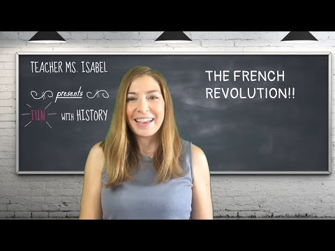 Fun With History 2: The French Revolution