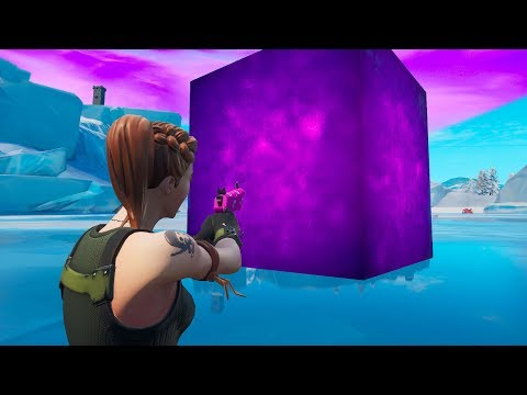 *NEW* Fortnite Cube Event! (Season X)