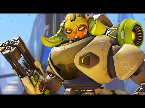 Overwatch New Hero 'ORISSA' - All Skins, Emotes, Voice Lines, Victory Poses & Highlight Intros