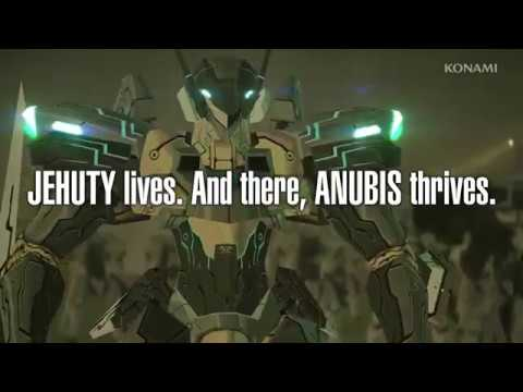 Zone of the Enders: The 2nd Runner M∀RS - Debut Trailer (Short version)