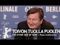 Toivon tuolla puolen | Press Conference Highlights | Berlinale 2017