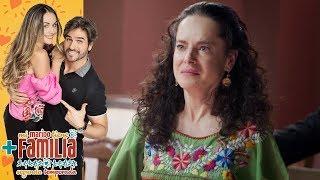 ¡Polita descubre el secreto de Audifaz! | Mi Marido tiene más Familia |Televisa