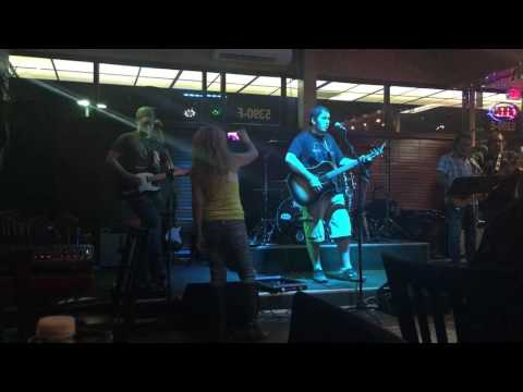The James Handy Band  Simple Man Cover @ Eleni's