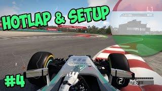 F1 2014: Hungaroring, Hungary - Hotlap and Setup