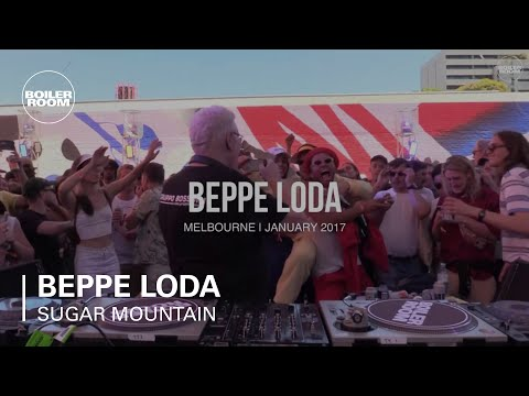 Beppe Loda Boiler Room Sugar Mountain Melbourne DJ Set