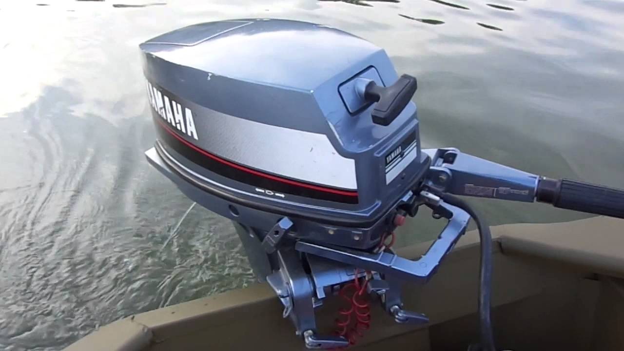 War Eagle Jon boat paired with Yamaha 15 HP