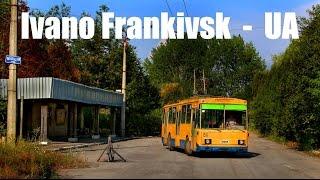 IVANO-FRANKIVSK TROLLEYBUS (2015)