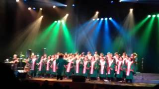 BBV sing Christmas Songs Medley 1