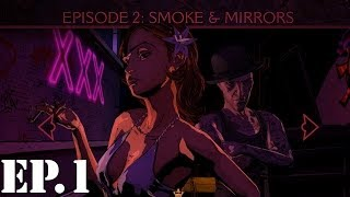The Wolf Among Us: Episode 2 - Smoke & Mirrors - Part 1: Interrogation - Walkthrough / Let's Play