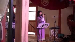 遠野郷八幡宮復興祈願演奏会 平成27年3月10日.
