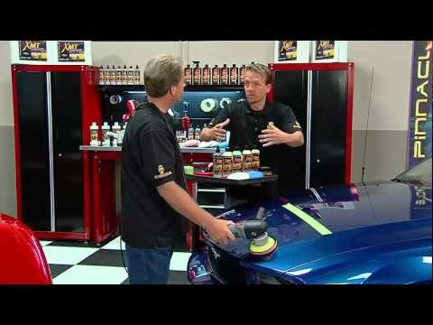 Mike Phillips & Matt Steele - How To Detail Your Car with Pinnacle XMT
