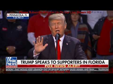 PRES TRUMP FULL SPEECH PENSACOLA FLORIDA DEFENDING AMERICAS REPUTATION 12 8 2017