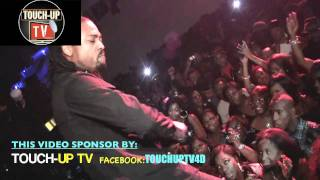 MACHEL MONTANO  & LYRIKAL  LIVE ON TOUCH-UP TV  NYC