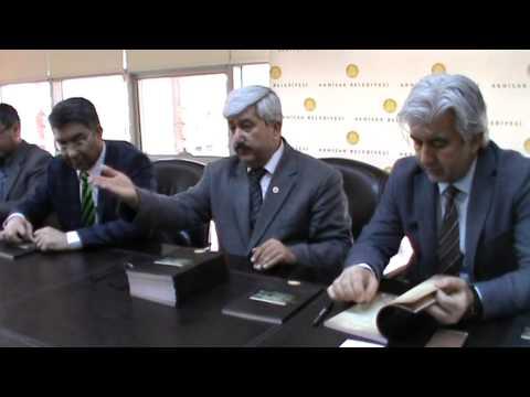 Akhisar Belediyesi Destekleri Ile Mustafa Kuzucuk'un Hazırladığı Akhisarlı Çanakkale Gazileri Kitabı