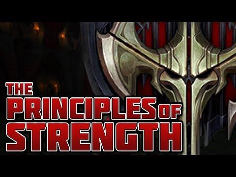 The Principles of Strength (Noxus Lore)