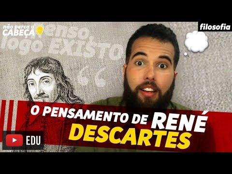 A FILOSOFIA DE RENÉ DESCARTES | prof. Paulo Victor | #NãoPercaACabeça