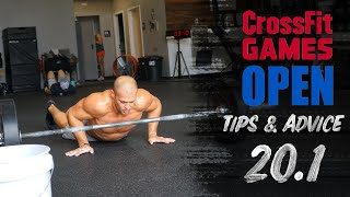 20.1 CrossFit Open Tips & Advice | Cole Sager