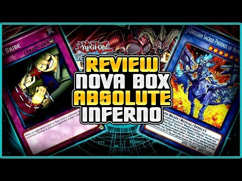 NOVA BOX (ABSOLUTE INFERNO) REVIEW!   Yu-Gi-Oh! Duel Links #461  