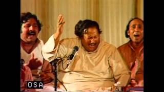 sansoon ki mala pe simronpee ka naam ustad nusrat fateh ali khan osa official hd video