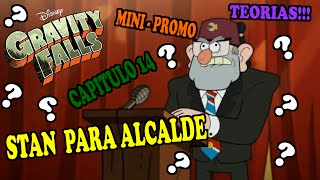 Gravity Falls – EPISODIO 14 TEMPORADA 2 MINI - PROMO REVELADO!!! REACCION, TEORIAS!!!