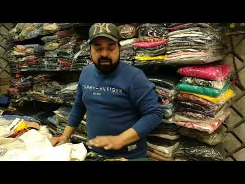 Export Surplus Clothes In Rs.250|Hidden Export Surplus Market In Delhi|Home Delivery Available