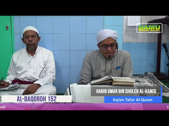 Kajian Tafsir Jalalain 2020-09-05 - Al-Baqoroh 152
