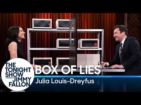 Box of Lies with Julia Louis-Dreyfus