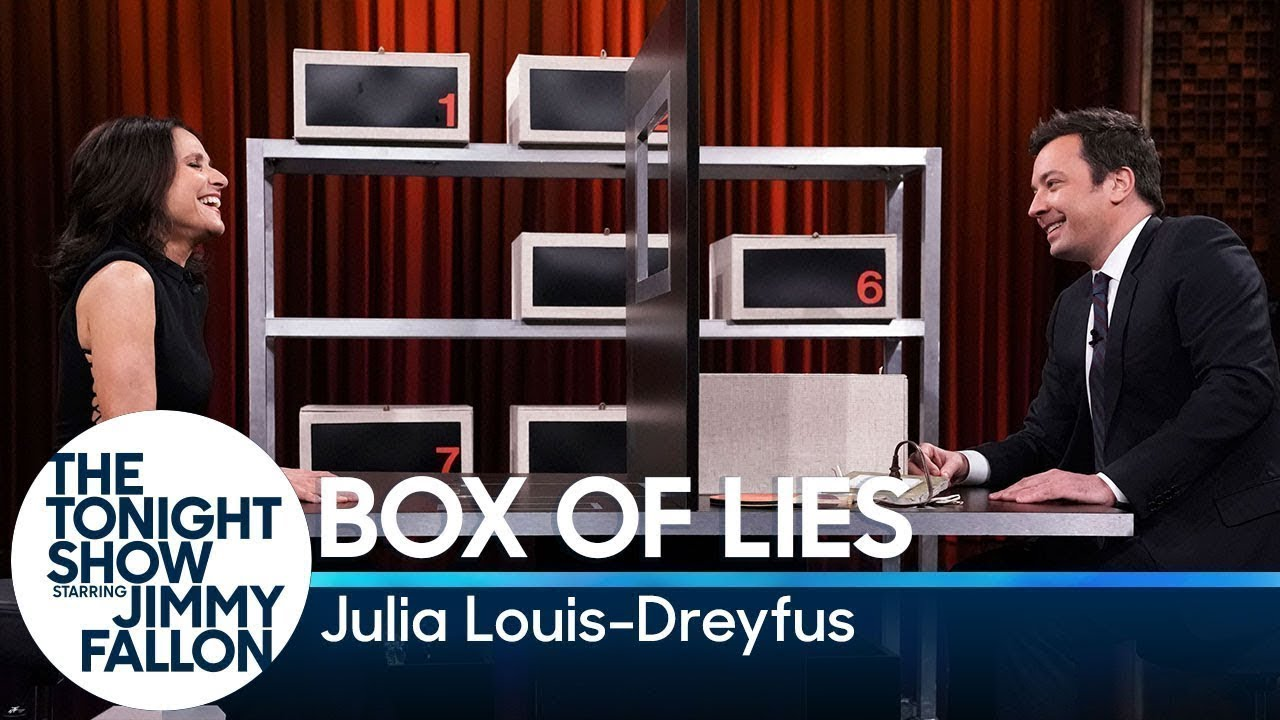 Box of Lies with Julia Louis-Dreyfus