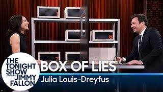 Julia Louis-Dreyfus and Jimmy take turns trying to stump each other...