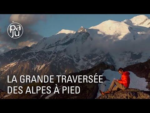 """""""La Grande Traversée des Alpes, du Léman à la Méditerranée"""""""