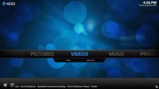 Televisión de paga gratis con KODI para sistema ANDROID,SMARTBOX,TVBOX Y PC