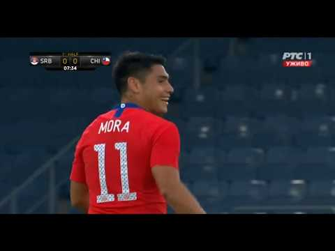 Srbija - Čile 0:1 prijateljska utakmica