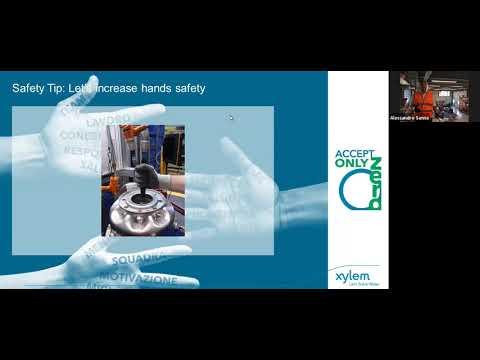 Xylem Around The World- Virtual Tour- Montecchio, Italy Visit with the Xylem team in our Montecchio, Italy, facility.