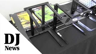 Laptop Stands For Review: By John Young of the Disc Jockey News
