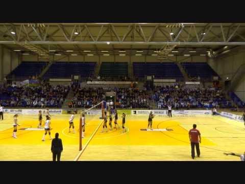 Igtisadchi Baku - Sliedrecht Sport : set 3